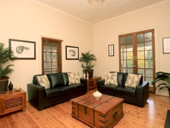 Cream living room idea from a real Australian home - Living Area photo 182497