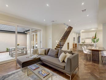 Grey living room idea from a real Australian home - Living Area photo 7433613