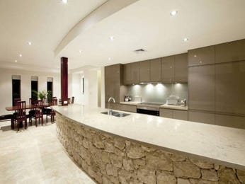 Modern kitchen-dining kitchen design using granite - Kitchen Photo 841674