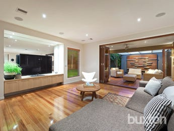 Grey living room idea from a real Australian home - Living Area photo 16883749