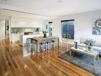 Grey dining room idea from a real Australian home - Dining Room photo 184882