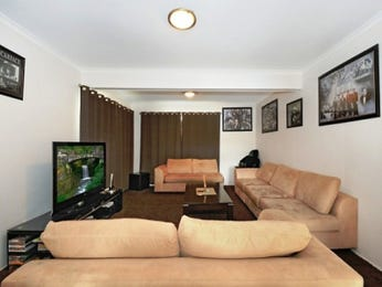 White living room idea from a real Australian home - Living Area photo 353396