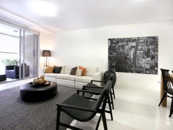 Black living room idea from a real Australian home - Living Area photo 8265317