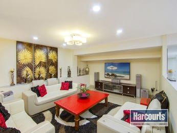 Brown living room idea from a real Australian home - Living Area photo 15774881
