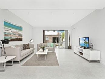 Blue living room idea from a real Australian home - Living Area photo 16508053