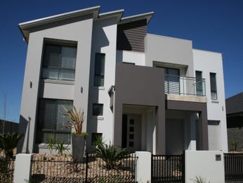 Photo of a concrete house exterior from real Australian home - House Facade photo 190695