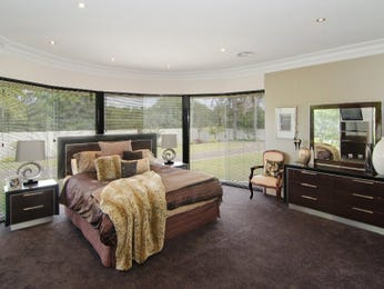 Brown bedroom design idea from a real Australian home - Bedroom photo 16180113