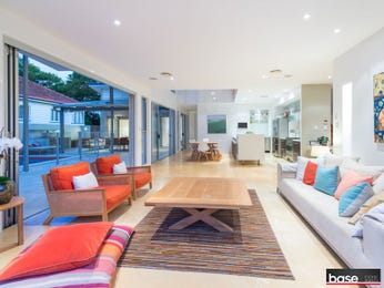 Blue living room idea from a real Australian home - Living Area photo 8728913