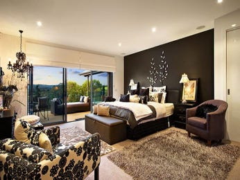Beige bedroom design idea from a real Australian home - Bedroom photo 191740