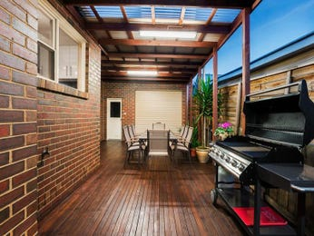 Outdoor living design with bbq area from a real Australian home - Outdoor Living photo 2393461