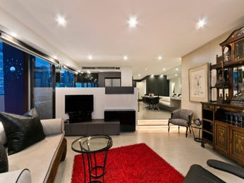 Red living room idea from a real Australian home - Living Area photo 7196633