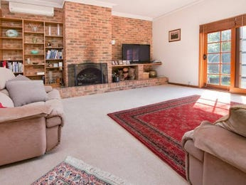 Brown living room idea from a real Australian home - Living Area photo 397009