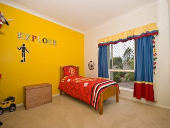 Yellow bedroom design idea from a real Australian home - Bedroom photo 513222