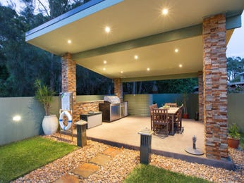 Outdoor living design with outdoor dining from a real Australian home - Outdoor Living photo 6948509