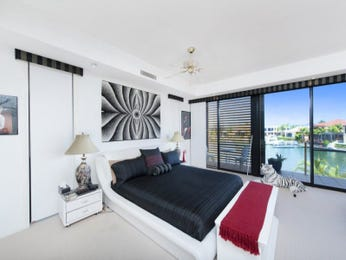 Black bedroom design idea from a real Australian home - Bedroom photo 7121429
