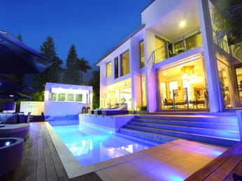 Photo of a modern pool from a real Australian home - Pool photo 17157689
