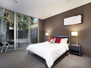 Brown bedroom design idea from a real Australian home - Bedroom photo 7265569