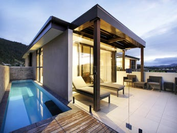 Photo of a modern pool from a real Australian home - Pool photo 16567225
