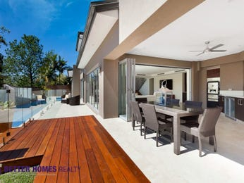 Outdoor living design with deck from a real Australian home - Outdoor Living photo 7237157