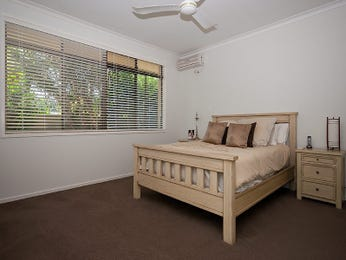 Beige bedroom design idea from a real Australian home - Bedroom photo 245236
