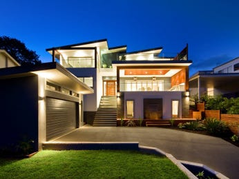 Photo of a concrete house exterior from real Australian home - House Facade photo 246403