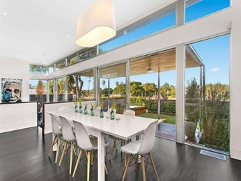White dining room idea from a real Australian home - Dining Room photo 8877365