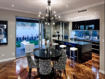 Photo of a dining room design idea from a real Australian house - Dining Room photo 6892033