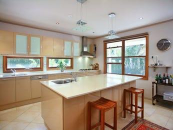 Modern island kitchen design using marble - Kitchen Photo 472166