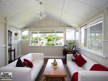 Red living room idea from a real Australian home - Living Area photo 7435841