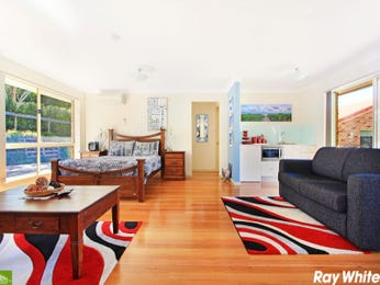 Brown living room idea from a real Australian home - Living Area photo 7519381