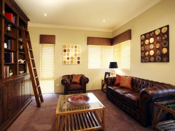 Beige living room idea from a real Australian home - Living Area photo 954746