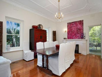Red dining room idea from a real Australian home - Dining Room photo 8320901