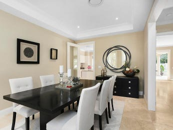 Beige dining room idea from a real Australian home - Dining Room photo 15527605