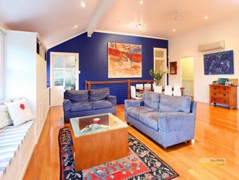 Blue living room idea from a real Australian home - Living Area photo 439476