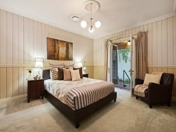 Beige bedroom design idea from a real Australian home - Bedroom photo 17275697