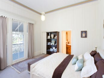 Beige bedroom design idea from a real Australian home - Bedroom photo 435808