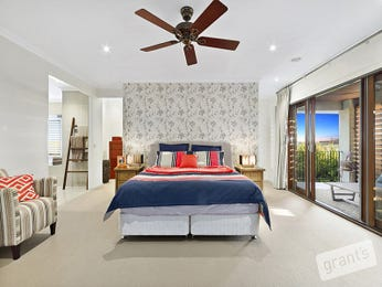 Grey bedroom design idea from a real Australian home - Bedroom photo 15097681