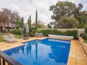 Photo of a geometric pool from a real Australian home - Pool photo 1473660