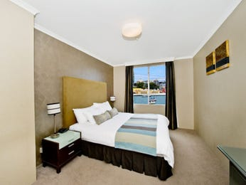 Beige bedroom design idea from a real Australian home - Bedroom photo 253155