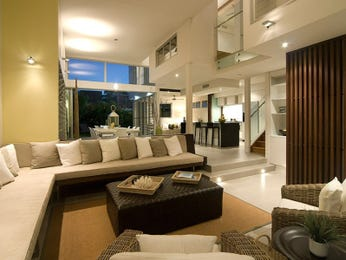 Beige living room idea from a real Australian home - Living Area photo 253358