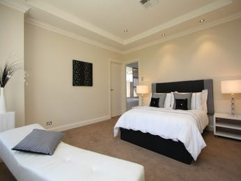 Beige bedroom design idea from a real Australian home - Bedroom photo 254456