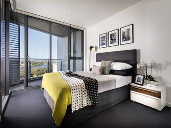 Grey bedroom design idea from a real Australian home - Bedroom photo 7359929