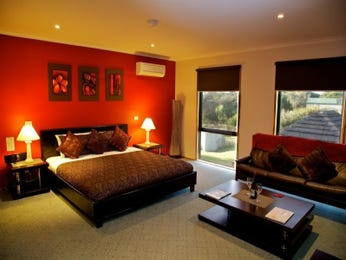 Black bedroom design idea from a real Australian home - Bedroom photo 8000869