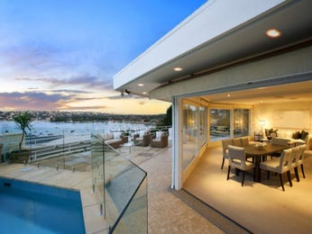 Outdoor living design with glass balustrade from a real Australian home - Outdoor Living photo 16124629