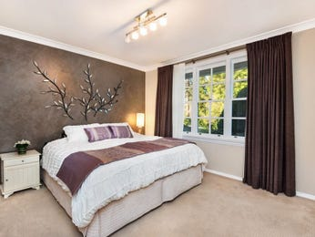 Brown bedroom design idea from a real Australian home - Bedroom photo 16544361