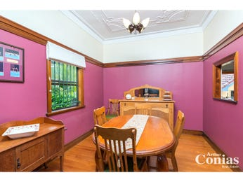 Purple dining room idea from a real Australian home - Dining Room photo 6956289