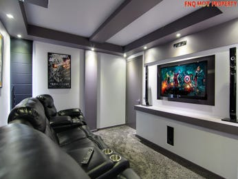 Black living room idea from a real Australian home - Living Area photo 2257377