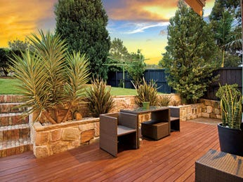 Outdoor living design with bbq area from a real Australian home - Outdoor Living photo 477595