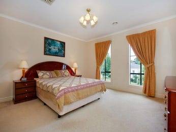 Beige bedroom design idea from a real Australian home - Bedroom photo 989392