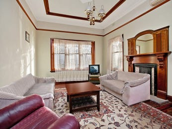 Cream living room idea from a real Australian home - Living Area photo 1422806